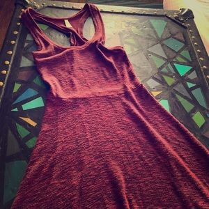 Racerback dress!